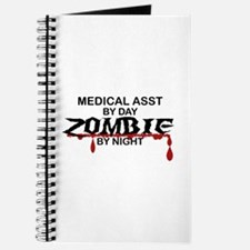 Medical Assistant Zombie Journal