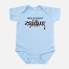 Med Student Zombie Infant Bodysuit