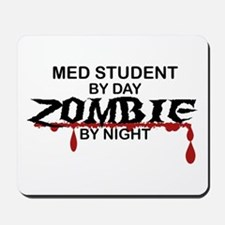 Med Student Zombie Mousepad
