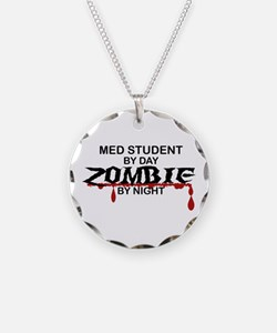 Med Student Zombie Necklace