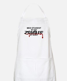 Med Student Zombie Apron