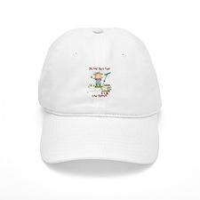 Funny Goat Berries Baseball Cap