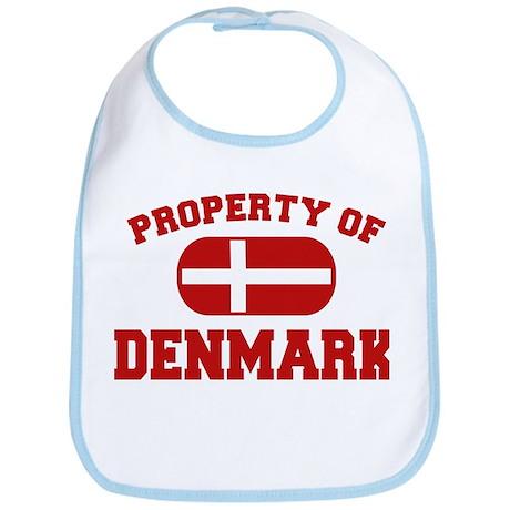 Property Of Denmark Design Bib