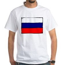 Russia Flag Shirt