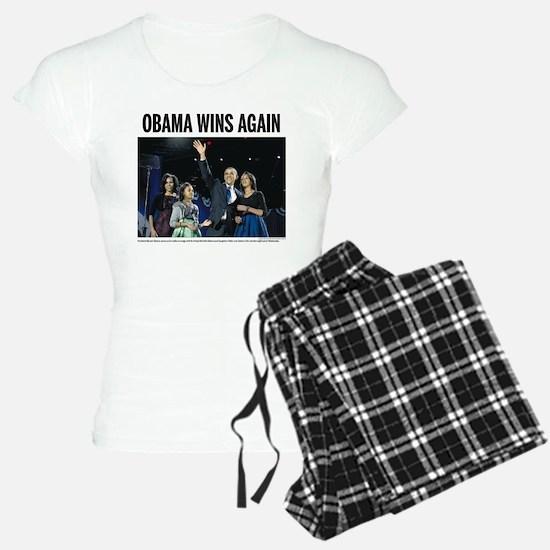 Obama wins again pajamas