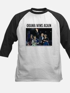 Obama wins again Tee