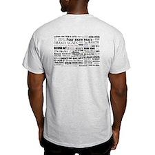 Obama wins again T-Shirt