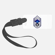 USAF - CMSgt(E9) - No Text Luggage Tag