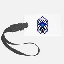 USAF - CMSgt(E9) - No Text Luggage Tag