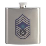 Crew chief air force Flask Bottles