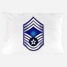 USAF - CMSgt(E9) - No Text Pillow Case