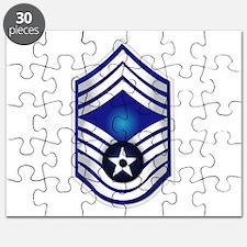 USAF - CMSgt(E9) - No Text Puzzle