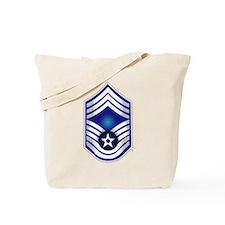 USAF - CMSgt(E9) - No Text Tote Bag