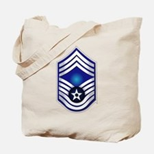 USAF - CMSgt(E9) - No Text Tote Bag
