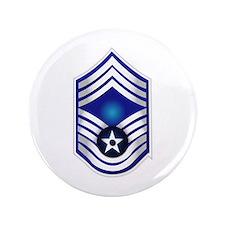"""USAF - CMSgt(E9) - No Text 3.5"""" Button"""