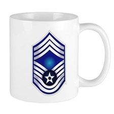 USAF - CMSgt(E9) - No Text Mug