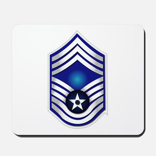 USAF - CMSgt(E9) - No Text Mousepad