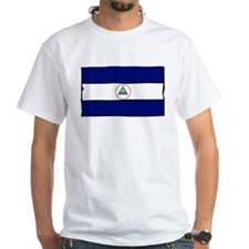 Nicaragua Flag Shirt