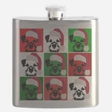 New Warhol Santa hat.png Flask