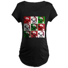 New Warhol Santa hat.png T-Shirt