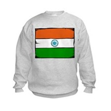 India Flag Sweatshirt