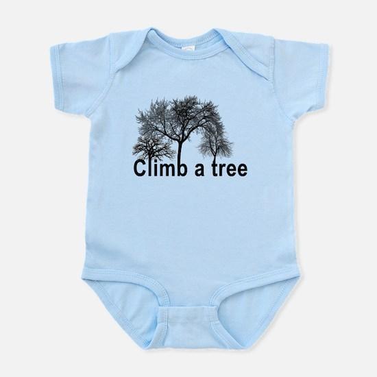 climb a tree Body Suit