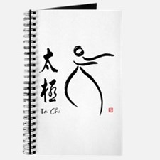 Tai Chi form and kangi Journal