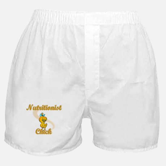 Nutritionist Chick #2 Boxer Shorts