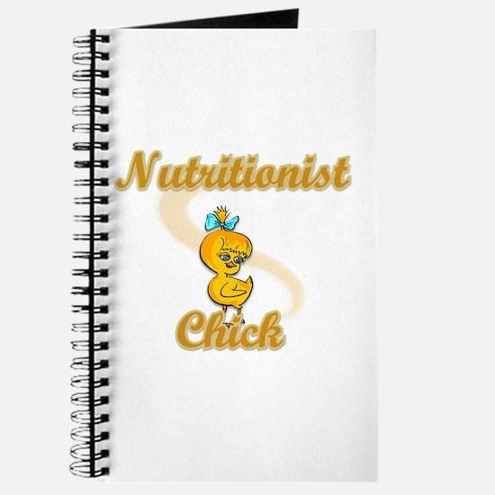 Nutritionist Chick #2 Journal