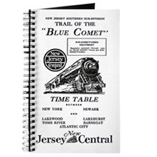 The Blue Comet Journal