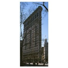 Flatiron Building Manhattan New York City NY Framed Print