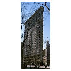 Flatiron Building Manhattan New York City NY Poster