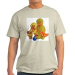 Bunch of Ducks Ash Grey T-Shirt