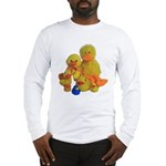 Bunch of Ducks Long Sleeve T-Shirt