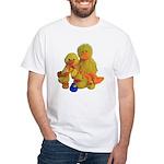 Bunch of Ducks White T-Shirt