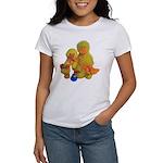 Bunch of Ducks Women's T-Shirt