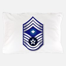 USAF - 1stSgt (E9) - No Text Pillow Case