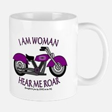 I AM WOMAN HEAR ME ROAR Mug
