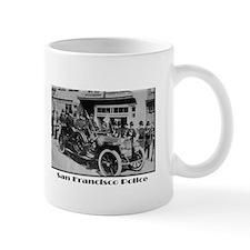 Old San Francisco PD Mug