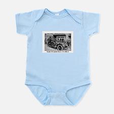Old San Francisco PD Infant Bodysuit