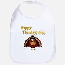 Thanksgiving turkey - Bib