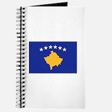 Kosovo flag Journal
