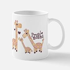 Proud Momma Giraffe Mug