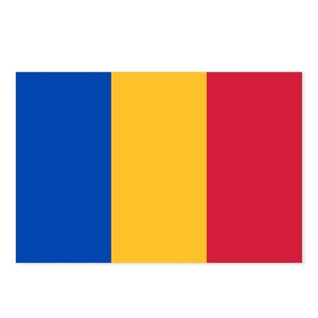 Moldova flag Postcards (Package of 8)