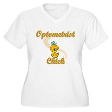 Optometrist Chick #2 T-Shirt