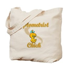 Optometrist Chick #2 Tote Bag