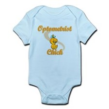 Optometrist Chick #2 Infant Bodysuit