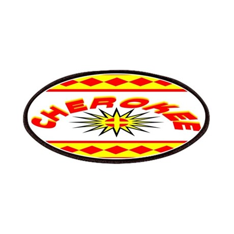 CHEROKEE INDIAN Patches
