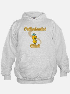 Orthodontist Chick #2 Hoodie