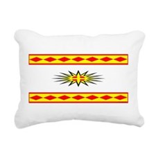 CHEROKEE INDIAN Rectangular Canvas Pillow